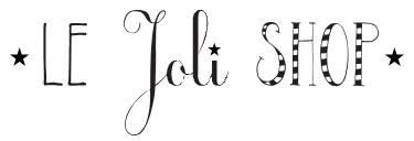 Le Joli Shop Coupons & Promo Codes